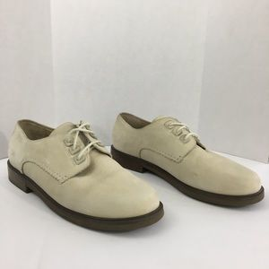 Rockport Suede lace up oxfords size 7.5 - Classic